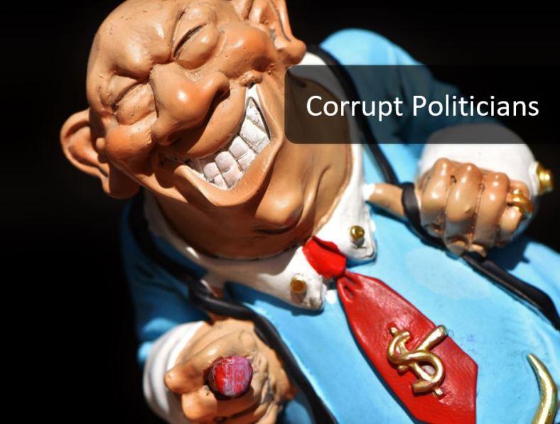 Corrupt Politicians - Brookln's Most Wanted
