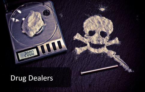 Drug Dealers - Brookln's Most Wanted
