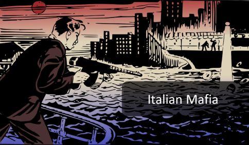 Italian Mafia - Brookln's Most Wanted